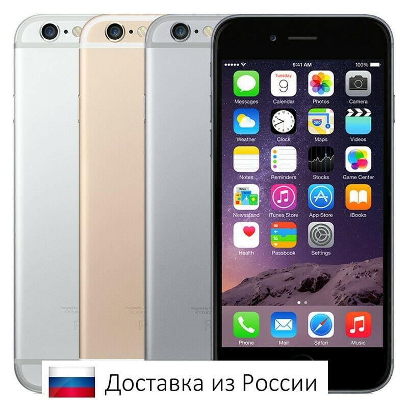 Смартфон Apple iPhone 6/6Plus 16GB/32GB/64GB/128GB восстановленный