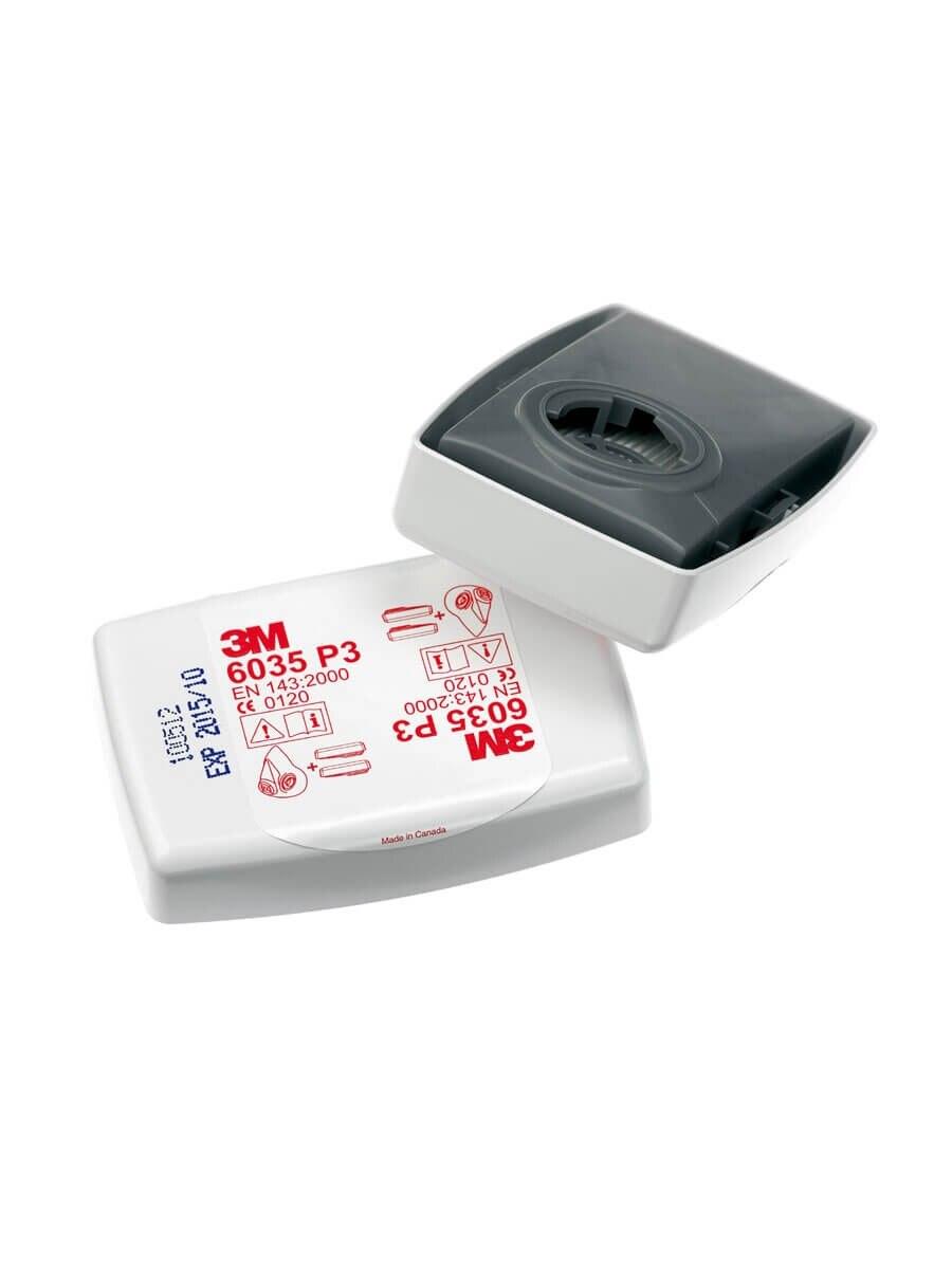 US $39.0 |3M P3R сажевый фильтр 6035 набор (2 фильтра) Лучший P3 FFP3 P100 N95 фильтр для серии 6000/7000 очень эффективные вирусы бактерии|Пылезащитные респираторы| |  - AliExpress