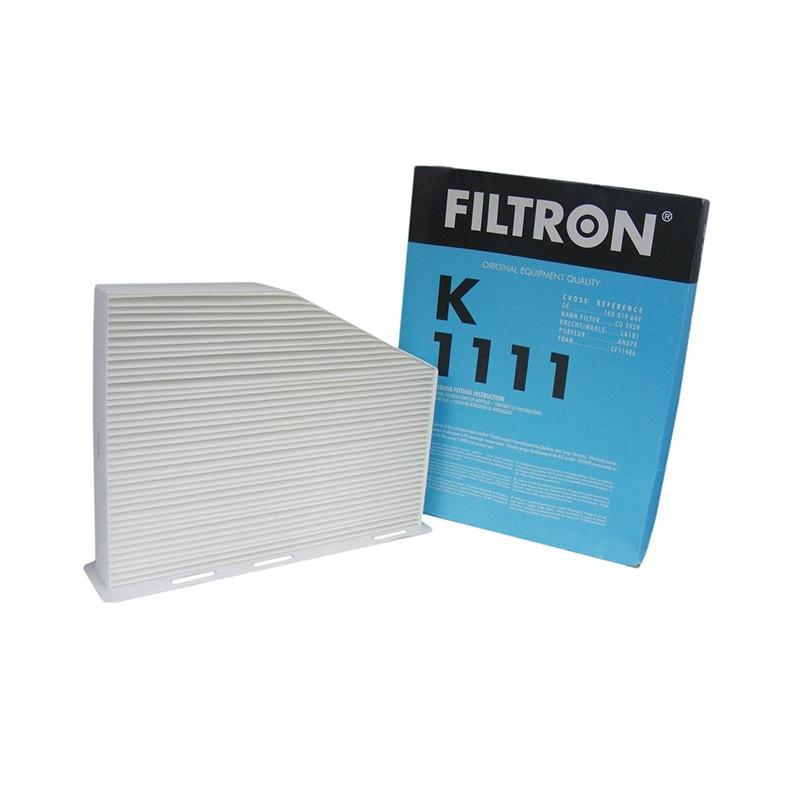 FILTRON K1111 For Cabin filter VAG все цены