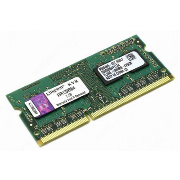 Mémoire RAM Kingston IMEMD30105 KVR13S9S8/4 4 GO 1333 MHz DDR3-PC3-10600