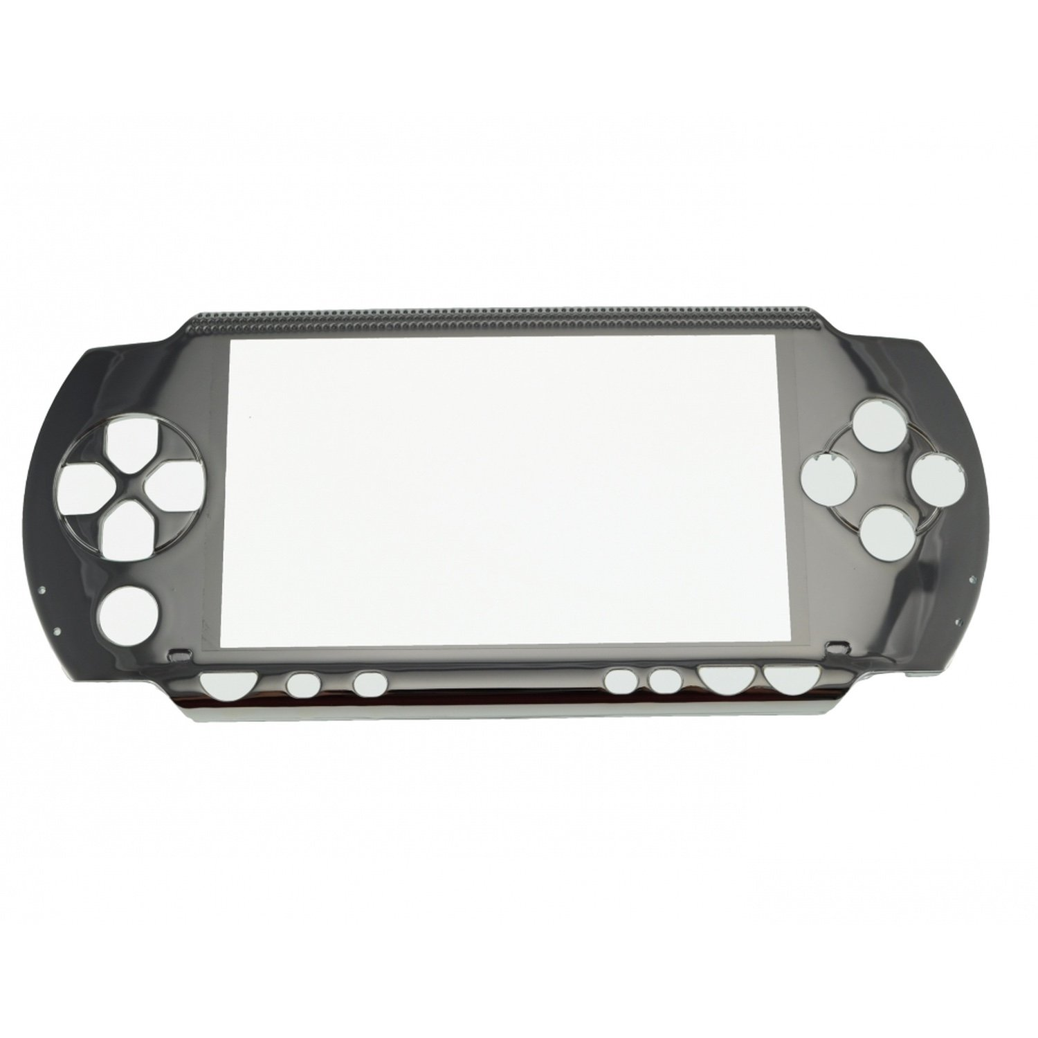 PSP Electroplate Face Plate * SILVER *
