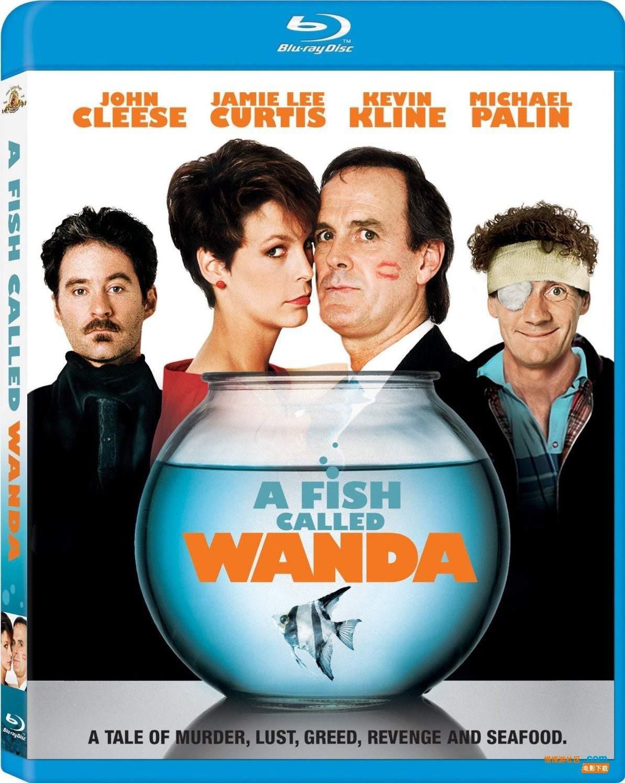 一条名叫旺达的鱼