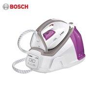 Stacja parowa Bosch TDS6140 generator pary żelazko do prasowania odzieży pralnia sprzęt agd parowiec domowy na ubrania elektryczne w Żelazka elektryczne od AGD na