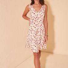 Trendyol Flower Decorated Dress TWOSS20EL2266