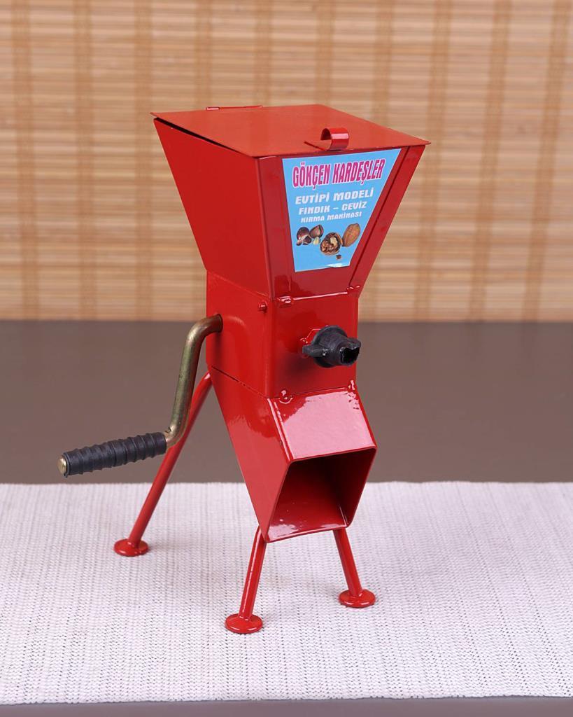 เหล็ก Easy Nutcracker Nutshell Crack อัลมอนด์วอลนัท Pecan เฮเซลนัทห้องครัว NUT เครื่องมือเครื่องบด Sheller Cracker เครื่องบด