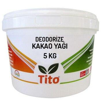 Tito Deodorized Cocoa Butter-5 kg