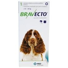 BRAVECTO DOG 1 сжатый MSD 10 до 20 кг 500 MGR