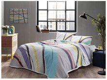 TAÇ Moira Double Pique Set-Pike 200x230 cm + 160x200 cm Fitted Bed Sheet + 2 pcs 50x70 cm Pillowcase