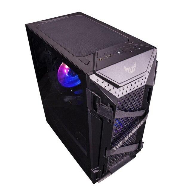 IPASON High-Performance Gaming Computer 11th Generation Core i7 11700F RTX3060  12G M.2 SSD /Game Desktop Cyberpunk Gaming PC 2