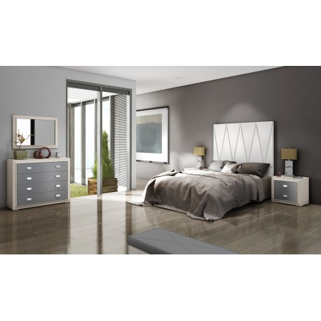 Bedroom Furniture Set Model Riad