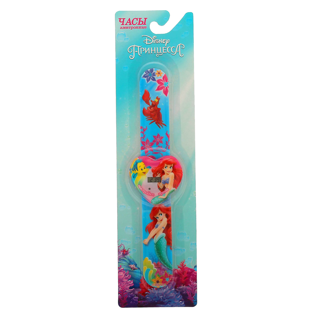 Electronic Wrist Watch Disney Princess The Little Mermaid