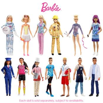 Oryginalne lalki Barbie kariera Barbie pielęgniarka strażak Ken dla Barbie kolekcjonerskie dziewczyny dzieci dla zabawek zawód akcesoria DVF50-GFX23 tanie i dobre opinie BY (pochodzenie) GFX24 - GTW38 - GFX26 - GTW39 - GFX29 - GTN65 - FXP03 - FXP04 - GJL66 Do nauki Model Zawody NURSE FASHION DOLL