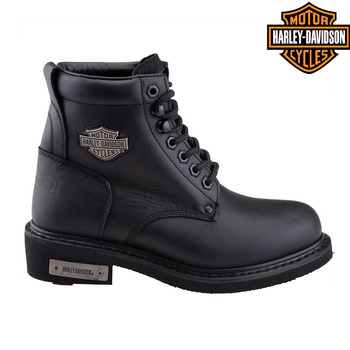 Original Harley Davidson Gibson Unisex Leather Boots 2021 New Season women genuine leather waterproof winter casual motorcycle boots