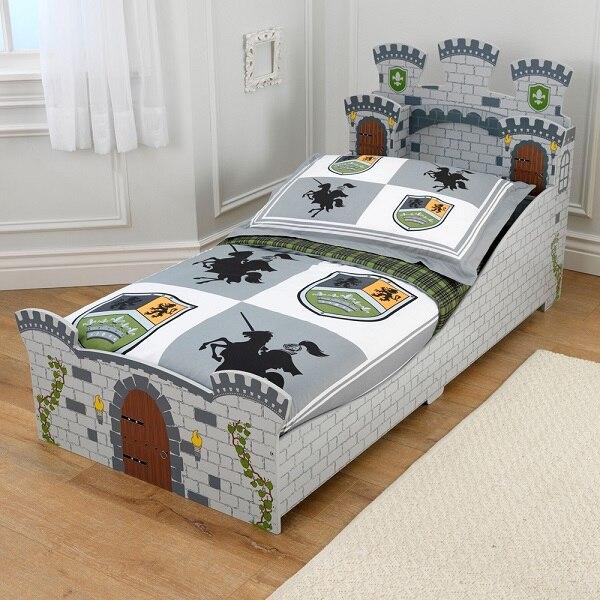 Фото - Children's bed Knight 'S castle davies benji bizzy bear knight s castle