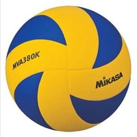 Ball b/w Mikasa mva380k R. 5, Sint. PU leather