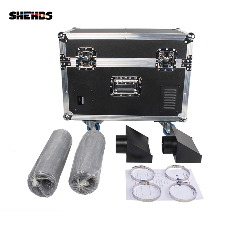 2000W Water Fog Machine Panel Control Mode Low Fuel Consumption Suitable For All Stage Performances To Create Fog Effects SHEHDS|Stage Lighting Effect| |  - title=
