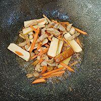 芹菜炒豆干的做法图解8