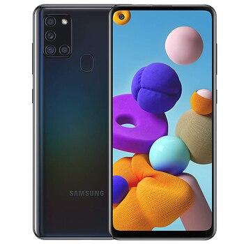 Перейти на Алиэкспресс и купить Samsung Galaxy A21s 3 Гб/32 ГБ Черный Dual SIM A217