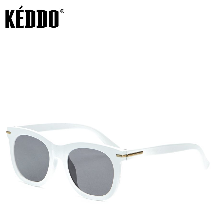Women's Sunglasses White Keddo