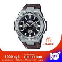 Quartz Wristwatches Casio for mens GST-W130L-1A Watches Mans Watch Wristwatch