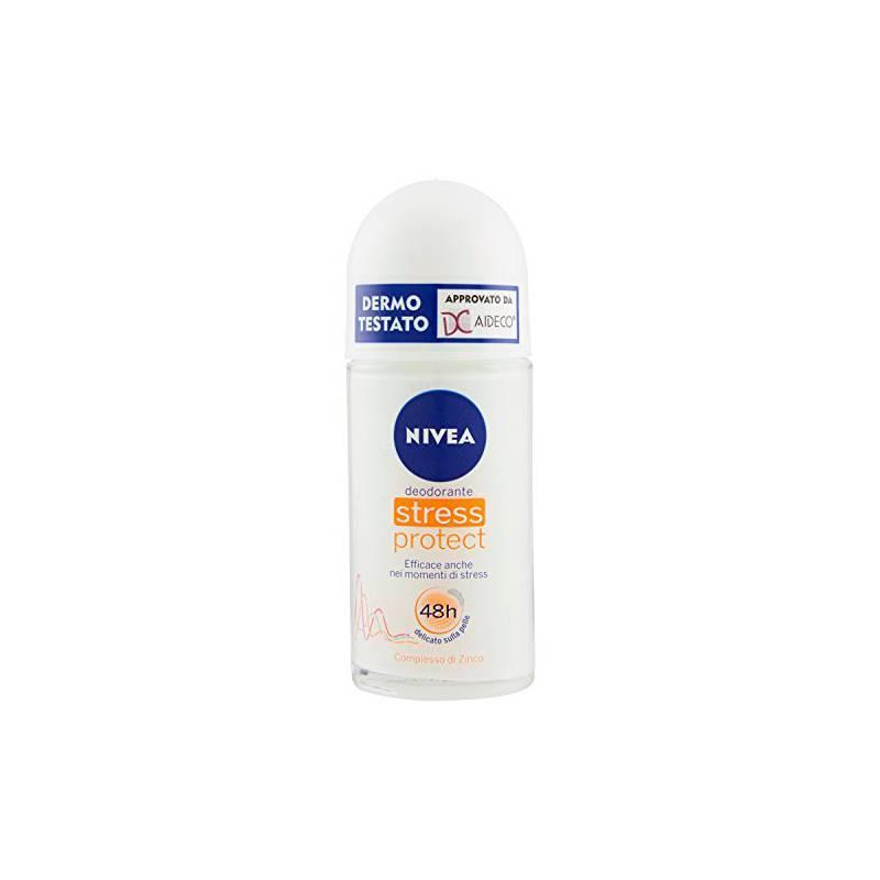 Deodorant Roll-On Stress Protect Nivea (50 Ml)