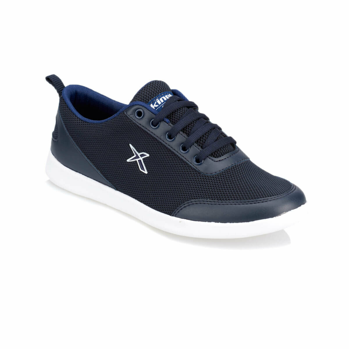 FLO LINDA Navy Blue Women 'S Sneaker Shoes KINETIX
