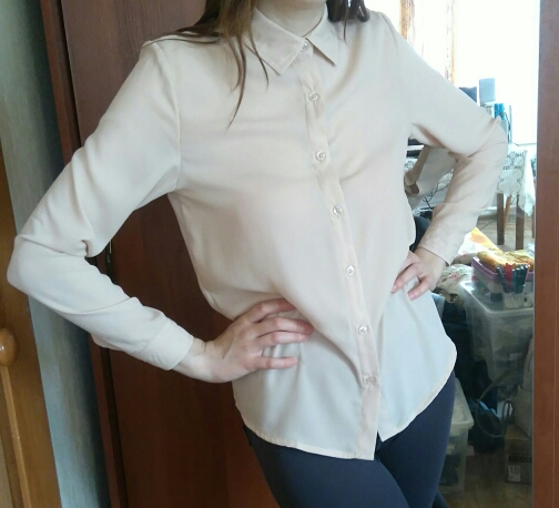 Hot Sale Women Shirts Blouses Long Sleeve Turn Down Collar Solid Ladies Chiffon Blouse Tops Ol Office Style Chemise Femme photo review