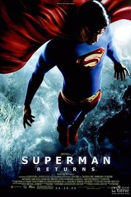 超人归来的海报
