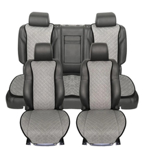 Car-Seat-Covers-Set All-Auto Universal-Size 5pc for Easy-To-Install And Wash-Up