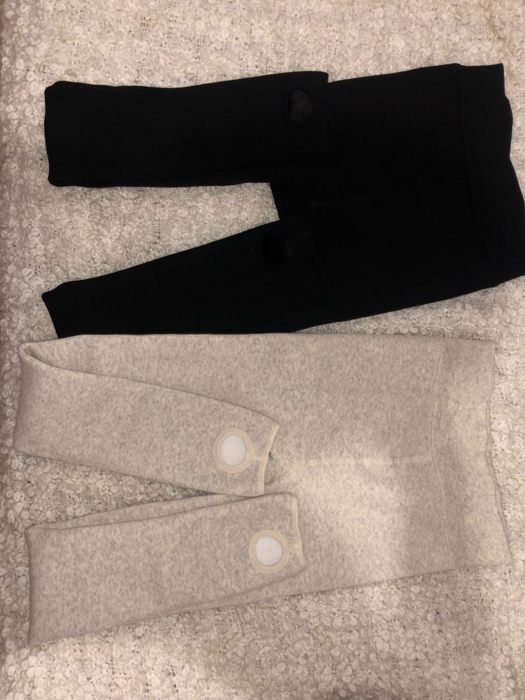 Autumn/Winter Women Plus Velvet Thick Leggings High Quality Fashion Comfortable Legging Pants Casual Solid Color Leggings photo review