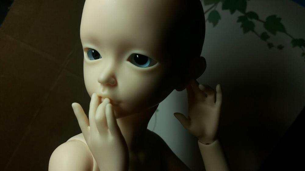 -- Lonnie Escolher Doll-olho