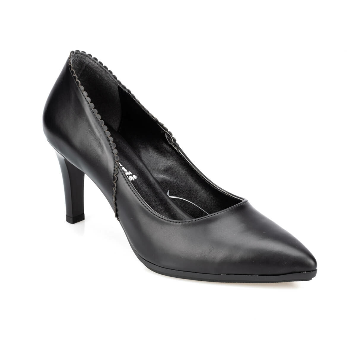 FLO 91.313134.Z Black Women Gova Shoes Polaris
