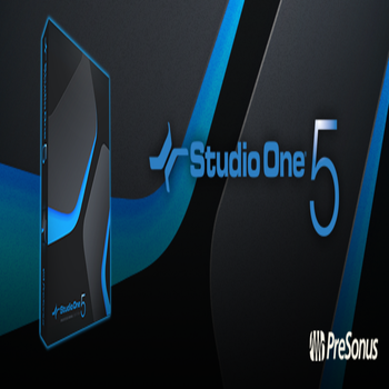 Presonus Studio One 5 Professional Full version Lifetime 1 User
