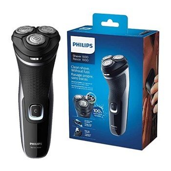 Rechargeable Electric Shaver Philips S1332/41 Black