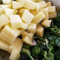 最简单下饭的炖菜☞土豆茄子的做法图解1