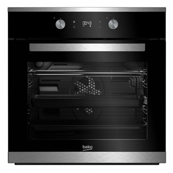Convection Oven BEKO BIM25302X 65 L Touch Control 2500W Black Stainless Steel
