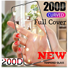 200D Full Cover Tempered Glass For iPhone 11 Pro X XR XS MAX glass iphone 11 Pro screen protector Protective glass on iphone 11()