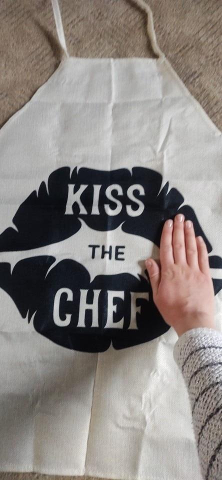 Kitchen Linen Apron photo review