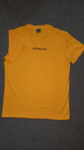 Men's Casual Fitness T-Shirt photo review