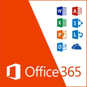 Microsoft Office 2019 365 Pro Plus license account 1 year account All Languages works on 5 devices