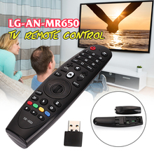 TV Remote 433 MHz Durable Replacement TV RC SR-600 Smart TVs Remote