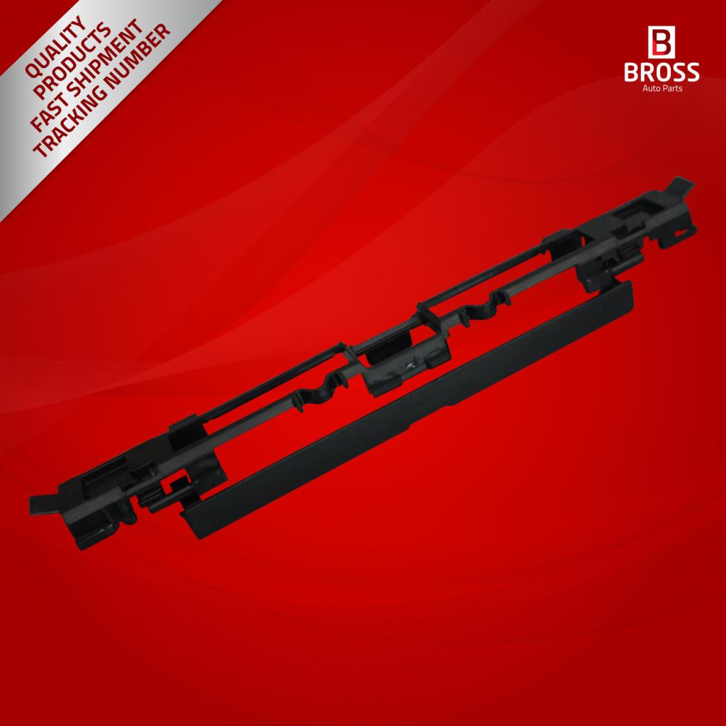 BSR537 Roof Cover Carrier Roof Luggage Rack Clip 5187915, 13125723, 5187878 for Vauxhall Astra H 2004-2009; Zafira B 2005-2014