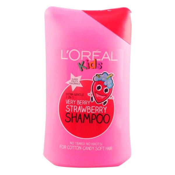 Children's Shampoo Kids L'Oreal Make Up (250 Ml) Strawberry