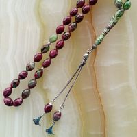 Islam Tasbih Muslim Rosary Beads 33 Prayer Rosary For Men Bracelet For Men Accessory amber stone Handmade Made in Turkey