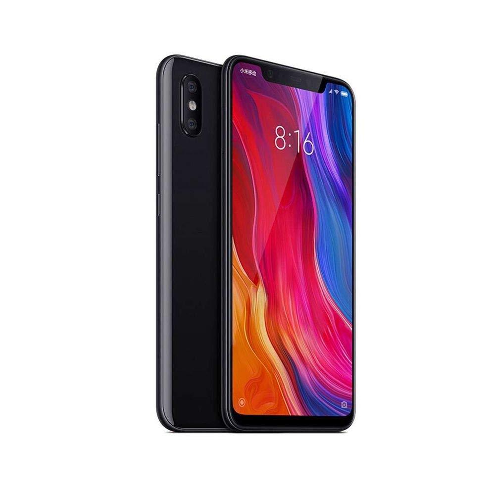 [Официальная Испанская версия гарантии] Xiaomi Mi 8 смартфон Dual SIM 6,21 (Восьмиядерный Kryo 2,8 ГГц, ram de 6 Жесткий ГБ, Memoria de 6 - 3