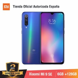 Wersja globalna dla hiszpanii] Xiao mi mi 9 SE (pamięci wewnętrzne de 128 GB, pamięci RAM de 6 GB, potrójne camara de 48 MP) smartphone 2