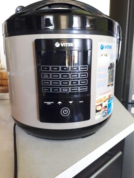 Multi Cooker Vitek VT 4271 multivarka multivarki multivarka cooker multicookings zipper  pressure cooker multicooker|zipper|zipper zippers  - AliExpress