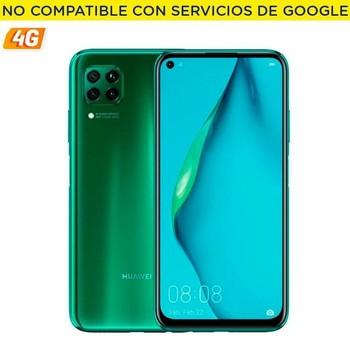 Перейти на Алиэкспресс и купить Huawei p40 lite Зеленый мобильный телефон-6,4 '/16,25 см-cam (48 + 8 + 2 + 2 Мп)/16mp-kirin 810 - 128 ГБ-6 ГБ ОЗУ-андроид 10 aosp-