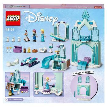 Конструктор LEGO Disney Frozen Зимняя сказка Анны и Эльзы 3