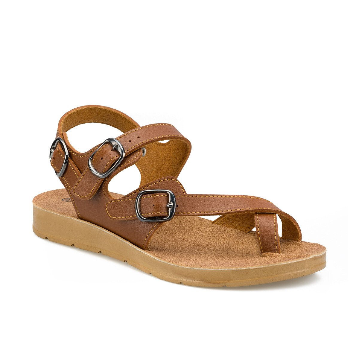 FLO 91. 158657.Z Tan Women 'S Sandals Polaris